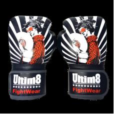 Geisha boxing gloves