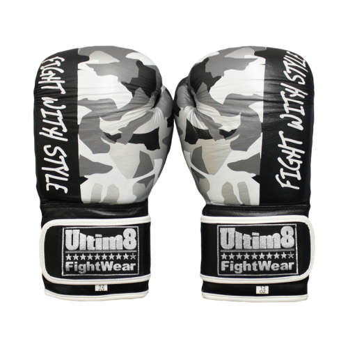 Camo Gloves 100% nappa Leather
