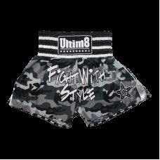 Grey Camo shorts