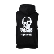 Sleeveless jacket Skull